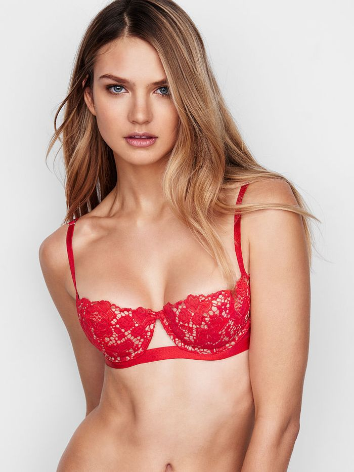 9d0149e20ac5 Victoria s Secret Lace Triangle Bralette in Fair Orchard (  20)  10 ·  Pinterest