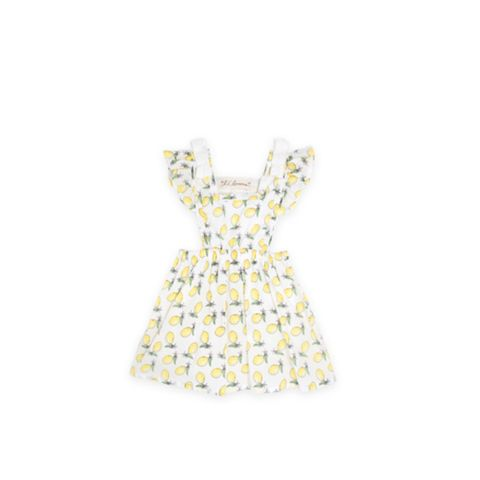 Lemondrop Pinafore