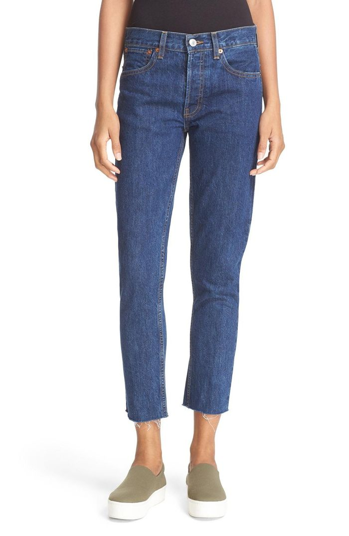 736422d8667 Everyone Will Wear This Denim Trend This Fall | Who What Wear