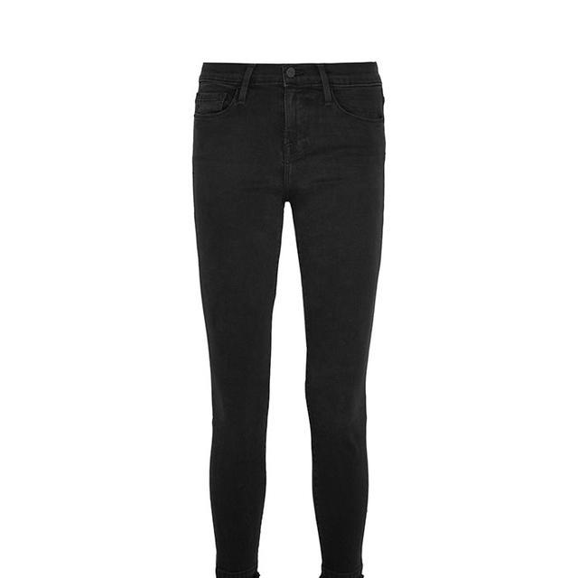 Le Skinny De Jeanne High-rise Jeans
