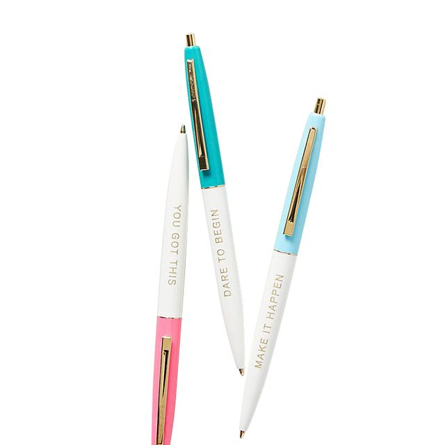 Motivation Pen Set