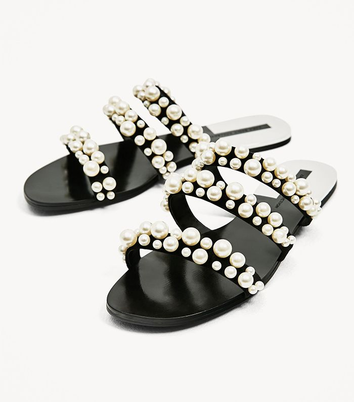 The Best Zara Summer Shoes Who What Wear