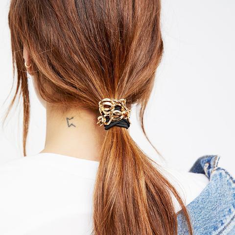 Chain Hair Ties