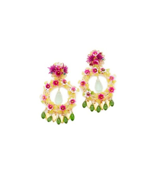 Alicia Mora Clip On Earrings