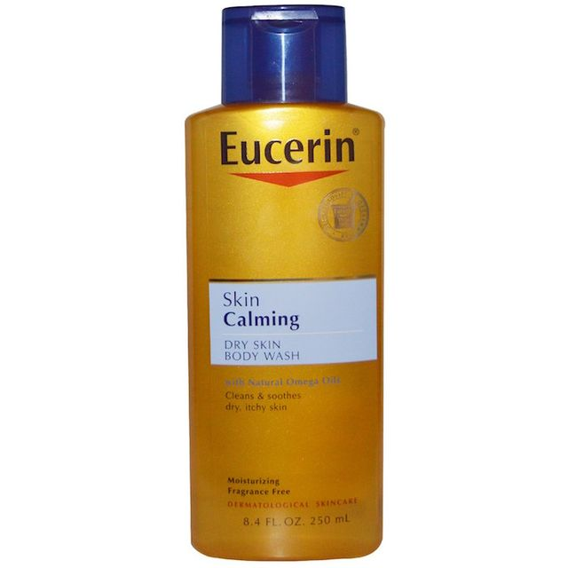Eucerin Skin Calming Body Wash
