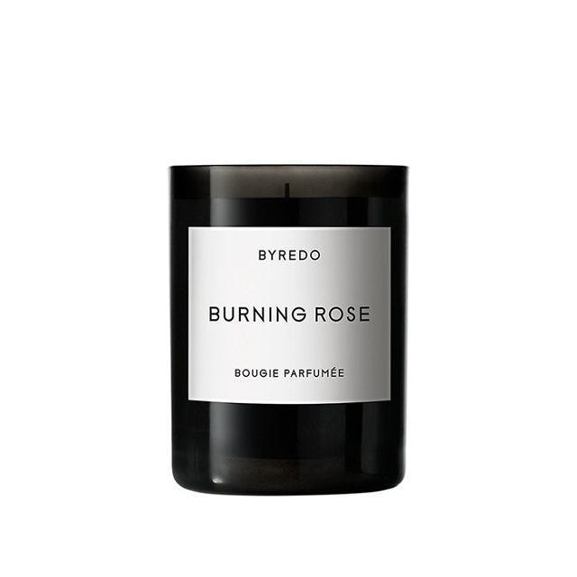 Women's Burning Rose Candle 240g