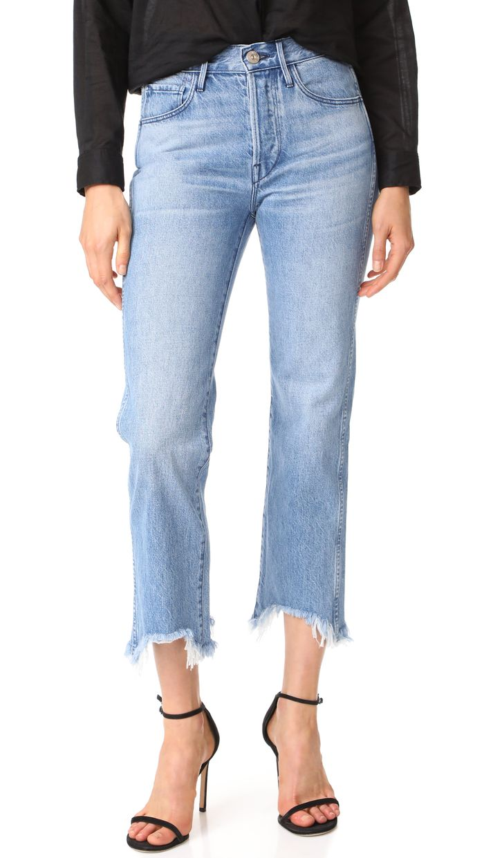 9d050614a7 The Most Flattering Inseam Length for Your Height | Who What Wear