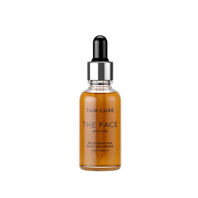 Tan-Luxe The Face: Anti-Age Rejuvenating Self Tan Drops