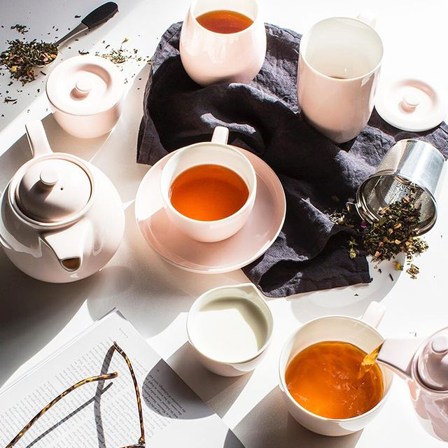 These Healthy Tea Recipes Clear Your Skin and Burn Fat