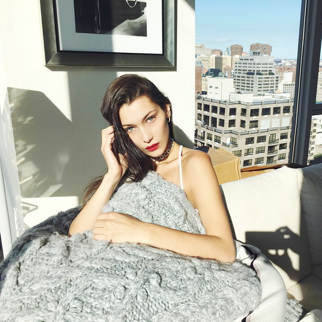 This Is Exactly How Bella Hadid Gets Her Insanely Glowy Skin