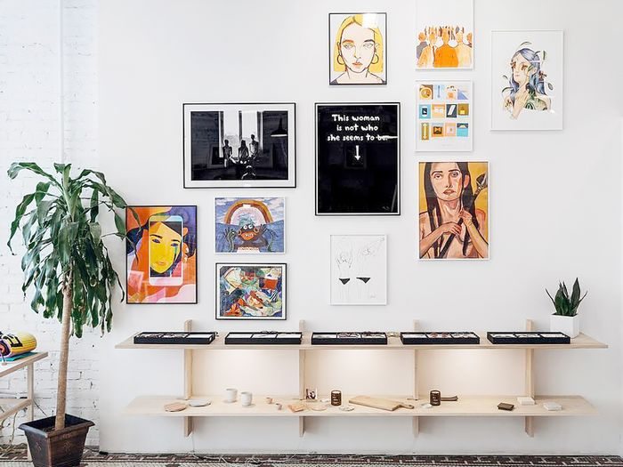 Fine The 11 Coolest Nyc Boutiques You Need To Know Who What Wear Home Interior And Landscaping Ologienasavecom