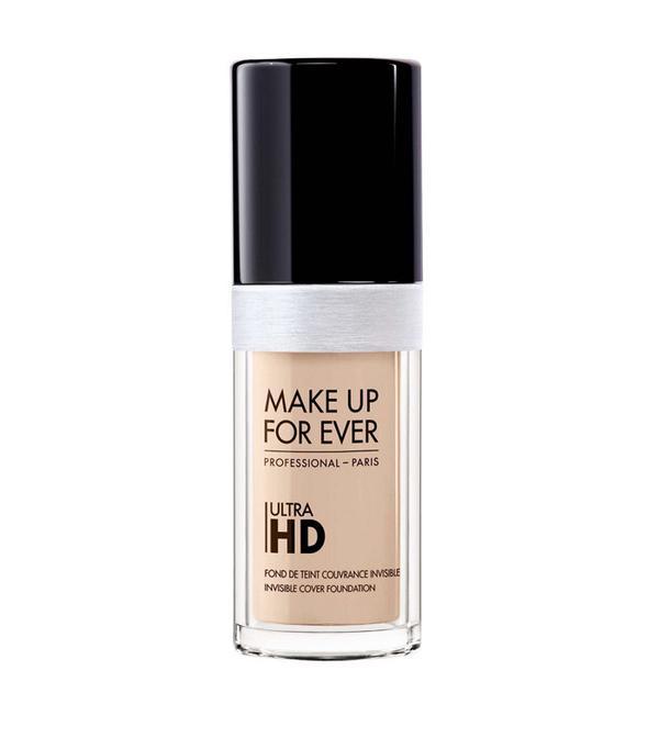 Best foundation: Make Up Forver Ultra HD