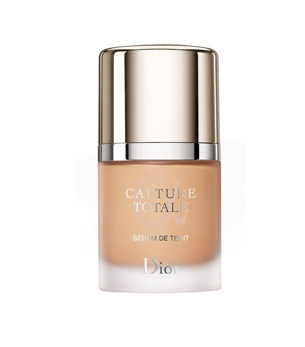 Best foundation: Dior Capture Totale Foundation