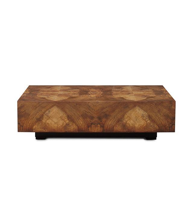 John-Richard Collection Tenzin Walnut Coffee Table