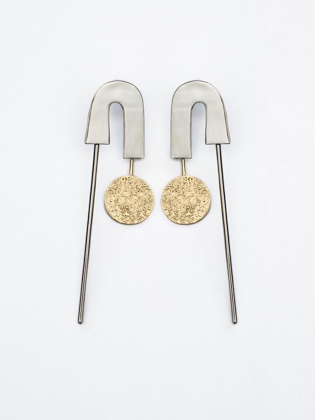 Rachel Comey Alloy Earrings