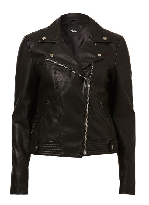 Sportsgirl Classic Biker Jacket