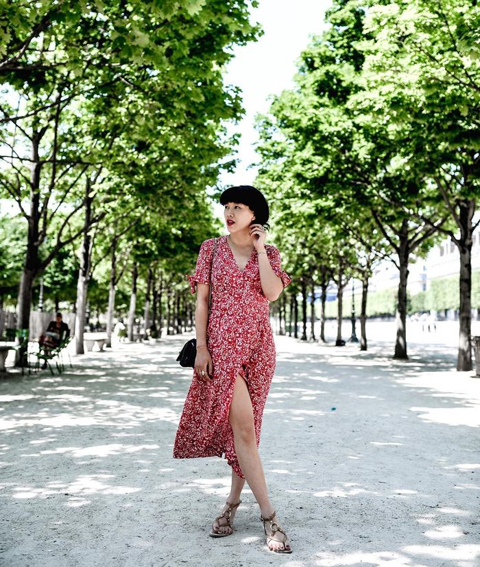 8cfdb5752d2 The Cool Dresses Every French Girl Owns
