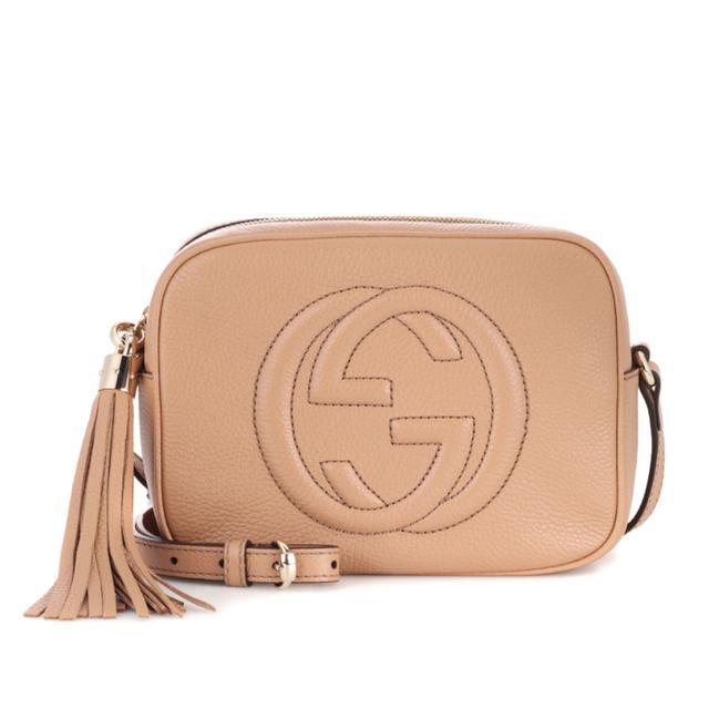 Gucci Soho bag: Gucci Soho Leather Disco Bag