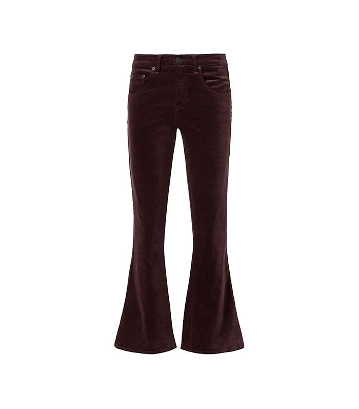 Velvet Trend For Fall Who What Wear