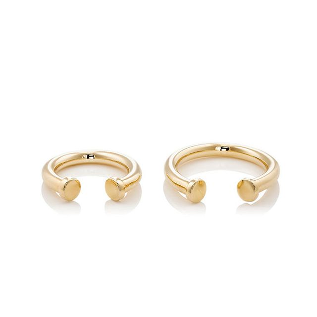 Women's Pipe Ring Set