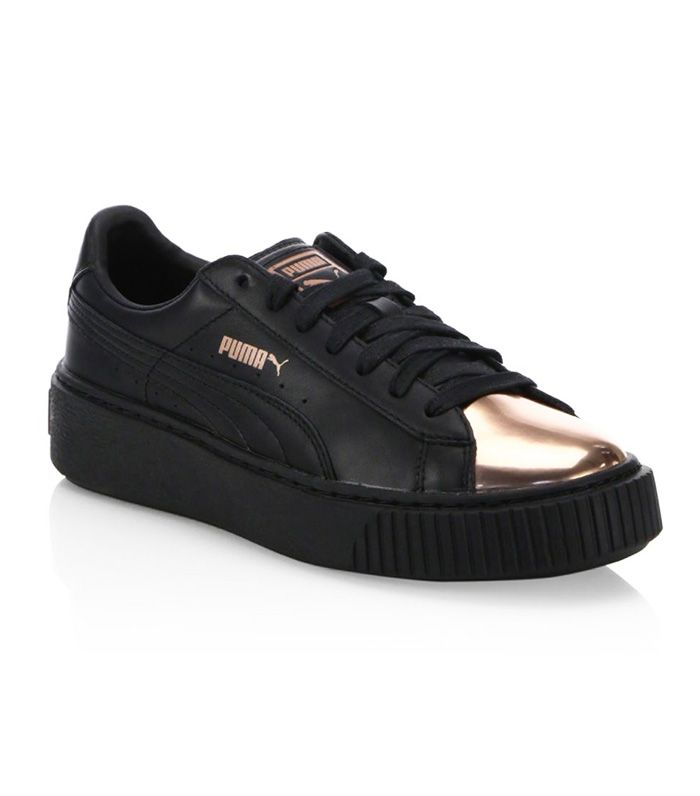 2c166a8bcdf Puma s New Rose-Gold Sneakers Are So Pretty