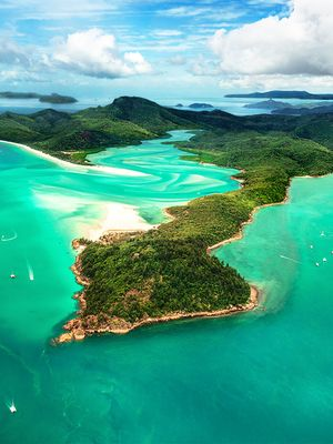 The World's Most Beautiful Islands to Add to Your Bucket List