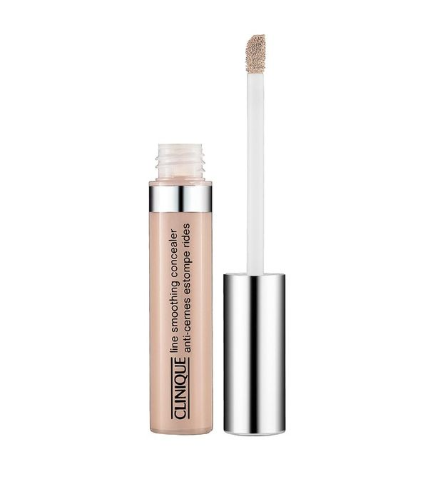 Best concealers:Clinique Line Smoothing Concealer