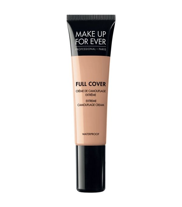 Best concealers: Make Up For Ever Full Cover Extreme Camouflage Cream Waterproof