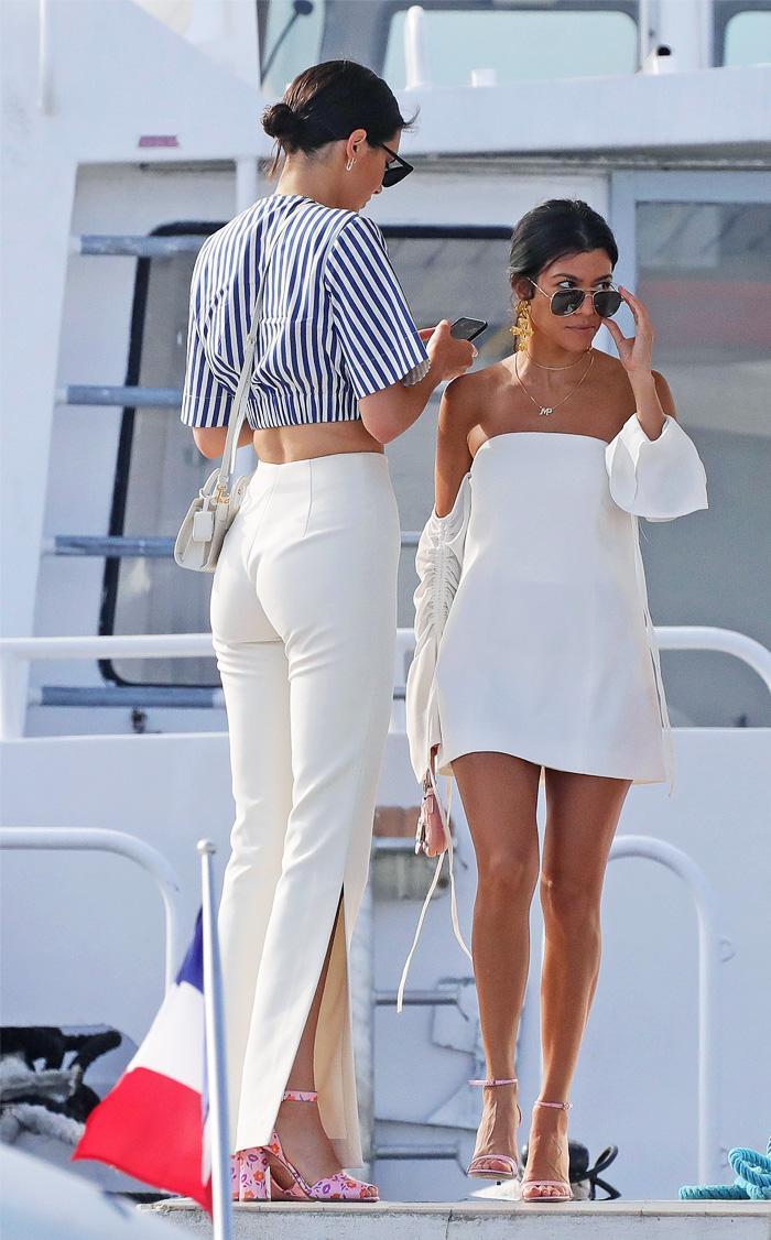 Kourtney Kardashian Style Her Best Looks