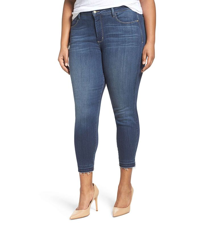 How To Find The Best Jeans For Big Thighs Who What Wear