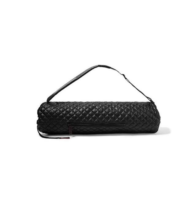 Metro Matt Quilted Shell Yoga Bag