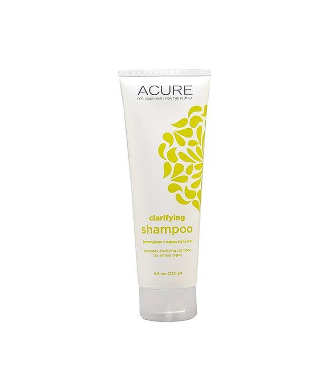 Acure Organics Lemongrass + Argan Stem Cell Shampoo