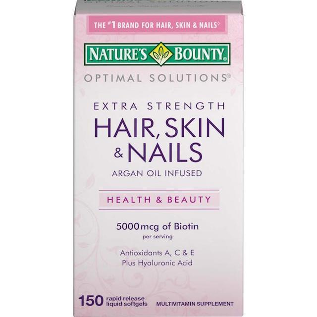 Nature's Bounty Hair, Skin, & Nails Multivitamin Supplement