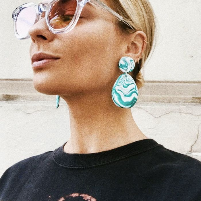 658c1c49ef64ea 7 of the Best Statement Earring Brands | Who What Wear