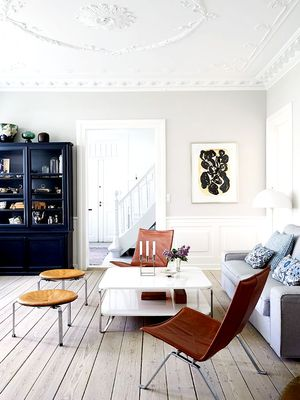 The 6 Colours You'll Find in Almost Every Stylish Scandinavian Home