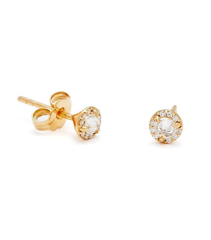 The Prettiest Diamond Studs To Buy Now Who What Wear
