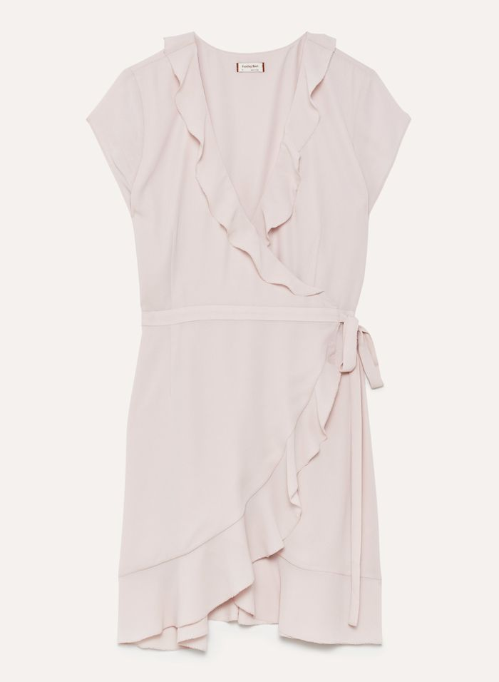 Where To Buy The Best Petite Wrap Dresses Who What Wear