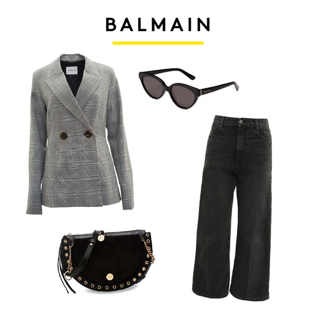 What Balmain Girls Wear