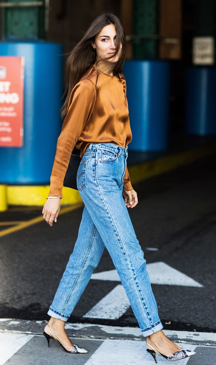 f7a00c1282834 Tips for Styling a Silk Blouse