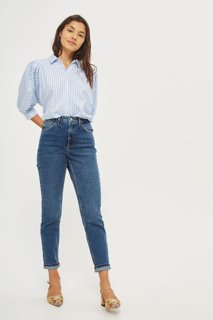 "The $70 Jeans Topshop Calls ""Universally Flattering"""