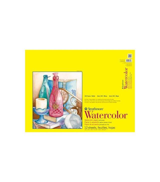 Strathmore Watercolor Paper