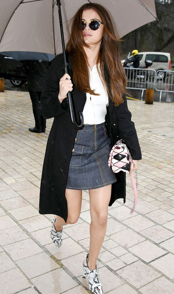 The Biggest Selena Gomez Style Wins Ever Who What Wear