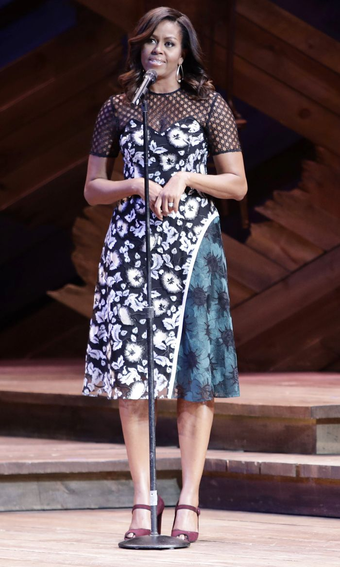 Proof That Michelle Obama S Style Keeps Getting Better