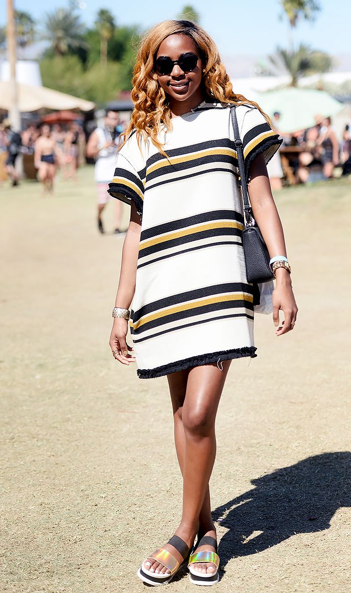 The Coolest Lollapalooza Fashion Ideas Who What Wear
