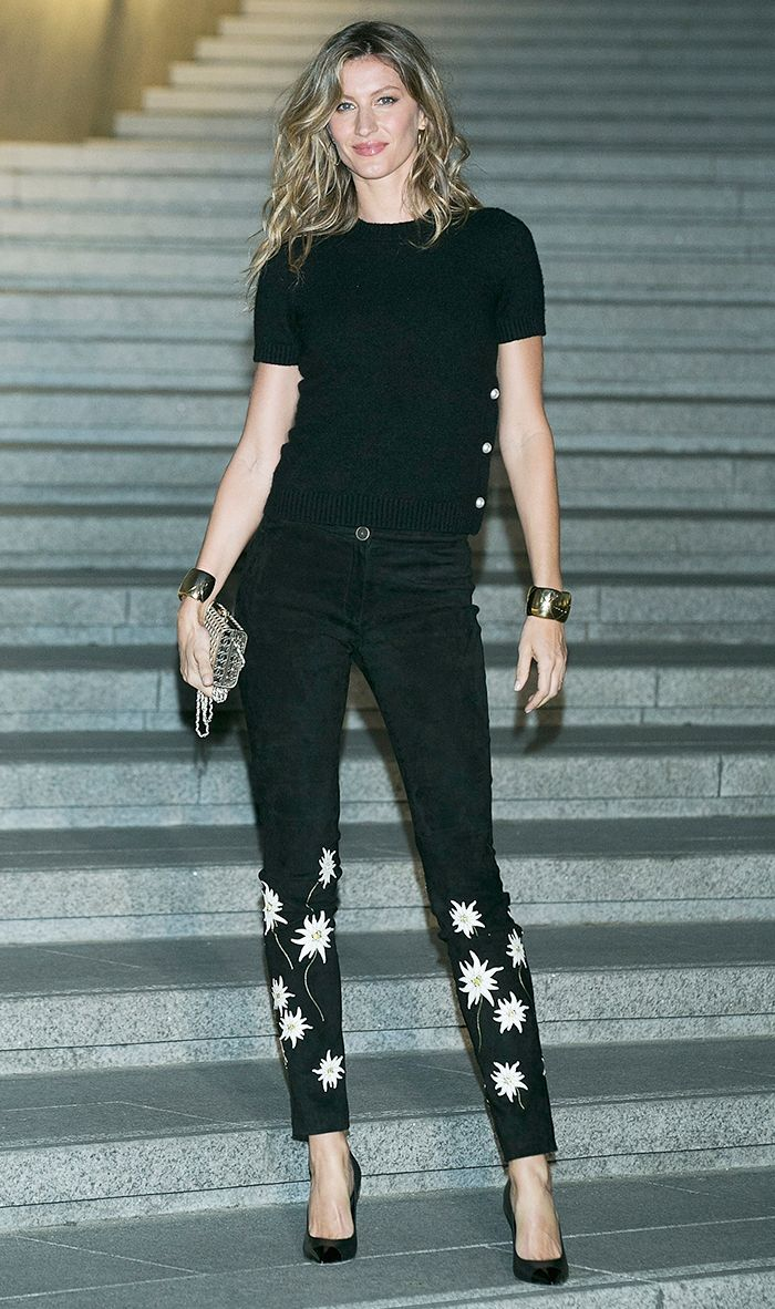 Gisele B 252 Ndchen S Best Style Moments Who What Wear