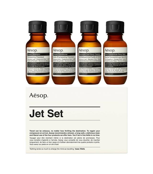 Jet Set Travel Kit