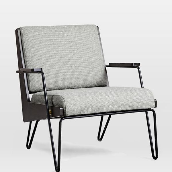 West Elm Vela Show Wood Chair