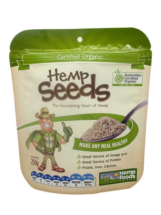 Hemp Foods Australia Organic Hemp Seeds