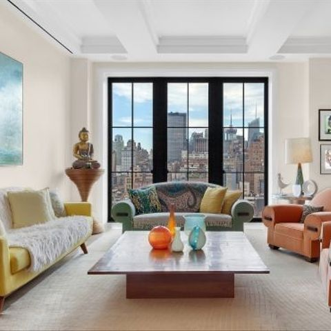 Inside Laura Mercier's Stunning $14 Million Manhattan Condo