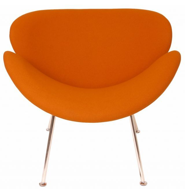 Matt Blatt Replica Pierre Paulin Orange Slice Chair